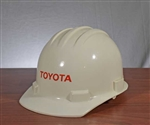 Toyota NYSE Listing Hard Hat