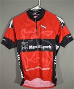 Merrill Lynch Cycling Jersey by Suarez