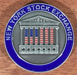 NYSE Military Service Recognition Coin