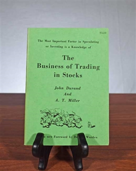 1967 The Business of Trading Stocks