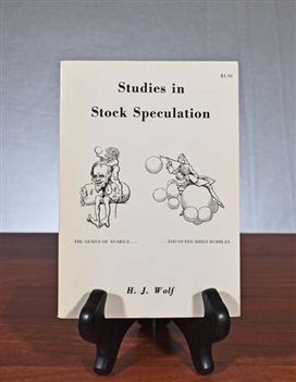1966 Studies in Stock Speculation
