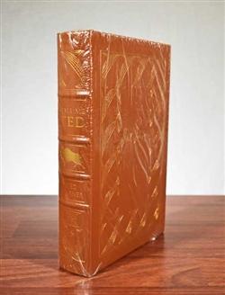 Call Me Ted Signed by Ted Turner - Easton Press - Leatherbound