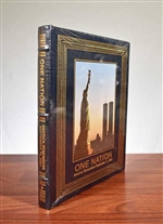 One Nation - America Remembers September 11, 2001 - Easton Press