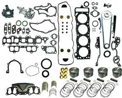 Premium Master Rebuild Kit - 22R/RE (1985-1995)