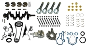 Street Stroker Kit (Non-Turbo) - 22R/22RE With H-Beam Rods 1985-1995