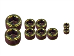 Engine Rebuild Oil Galley Plug Kit  - 20R/22R/RE/RET