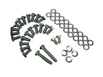 Oil Pan Hardware Kit - 20R/22R/RE-w/Silicone Seal