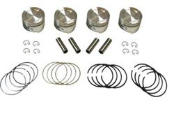 "Street Piston Set(w/Rings) - 22R/RE(85-95)(+.040"")"