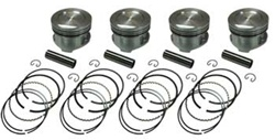 "Street Piston Set(w/Rings) - 22R/RE(85-95)(+.060"")"