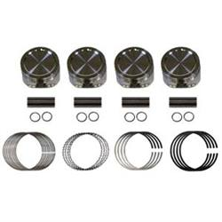 "Street Stroker Pro Piston Set(8.3:1)-22R/RE/RET(85-95)(+.040"")"