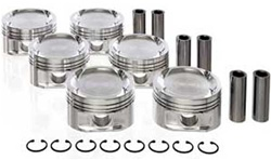 "Street Piston Set(w/Rings) - 5VZ(+.040"")"