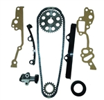 22R/RE Single Row Timing Chain Kit w/Plastic Guides 1983-1984 Only