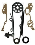 22R Single Row Timing Chain Kit With Metal Guides 1985-1995
