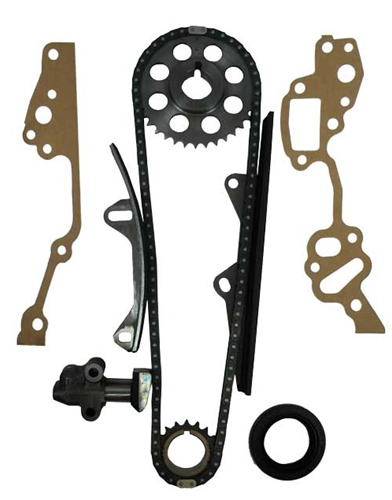 22R/RE Single Row Timing Chain Kit With Metal Guides 1985-1995
