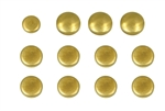 Brass Freeze Plug Set(12) - 2RZ/3RZ(95-04)