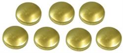 Brass Freeze Plug Set(7) - 4AG