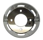"Water Pump Pulley Billet Stock  4 3/4"" 20R/22R/RE/RET"