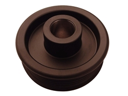 "URD ""Stealth"" Supercharger Pulley, 4.0L TRD Supercharger 2.55"""