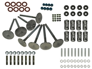 Build Your Own LCE Pro Cylinder Head Carbureted Valve Train Kit 22R 1981-1995
