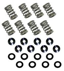 Dual Spring & Chromoly Retainer Kit-20R/22R/RE/RET