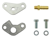 PCV Relocation Kit 20R/22R 1975-95