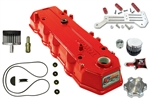 Valve Cover Dress Up Kit - 22R/RE/RET 1985-1993 7 Bolt Holes