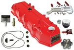 Valve Cover Dress Up Kit - 22R/RE 1994-1995 9 Bolt Style