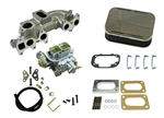 Weber 32/36 Carb & Intake Performance Package Toyota 20R (Manual Choke)