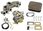 Weber 38 Carb & Intake Performance Package 20R (Manual Choke)