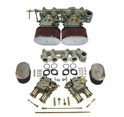 Linkage set for Toyota 20R 22R to Weber carburetor