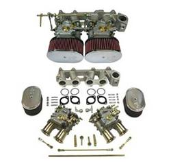 20R Weber 45mm Sidedraft Carburetor Kit