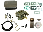 Weber 38 Carburetor Performance Package With Electric Choke