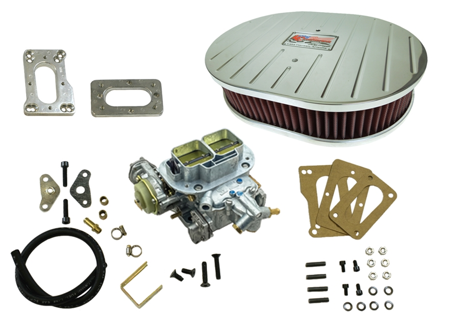 20R//22R LC Engineering 1030021 Weber 32//36 Carburetor Kit With Electric Choke