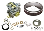 "Weber 38 Carb Kit w/K&N Filter (11""x2"") - 20R/22R"