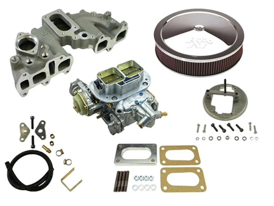 Weber 32 36 Carb Intake Performance Package 22r