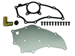 Water Block Plate Kit(11 Bolt) - 22R(Under Intake)