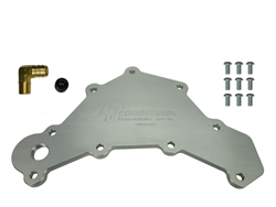 Water Block Plate Kit(9 Bolt) - 20R(Under Intake)