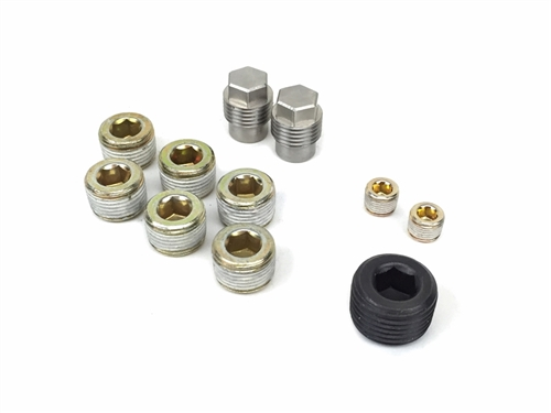 Intake Manifold Plug Kit - 20R/22R(Carbureted)