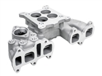 Offenhauser Performance Downdraft Intake Manifold 22R Holley Carb / 4-Barrel