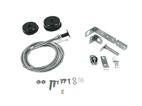 Manual Choke Kit w/Cable
