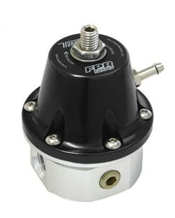 1200HP Fuel Pressure Regulator (Black)