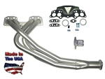 Street Header Kit 2wd Custom Fit  22R/RE 1982-1984