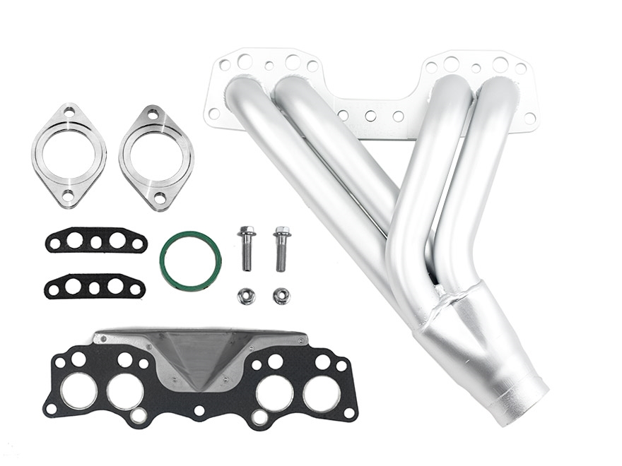 LCE 20R/22R/RE Shorty Header Kit