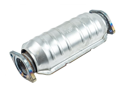"Catalytic Converter (California SMOG LEGAL) 2RZ 12.5"" x 2.25"""