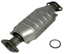 "Catalytic Converter (49 State) - 22R/RE/3VZ 17.5"" x 2"""