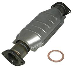 "Catalytic Converter (49 State Smog Legal) 3RZ/5VZ 17.5""x2.5"""