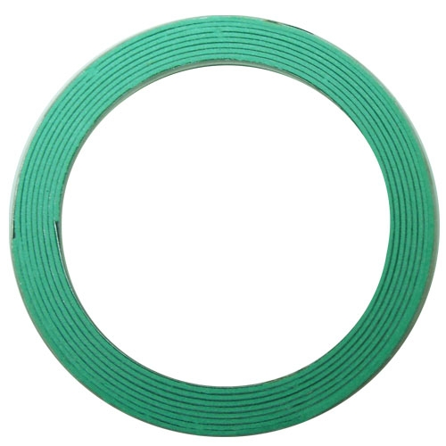 Round Collector Exhaust Gasket Used For 2-Bolt x 2 1/2\
