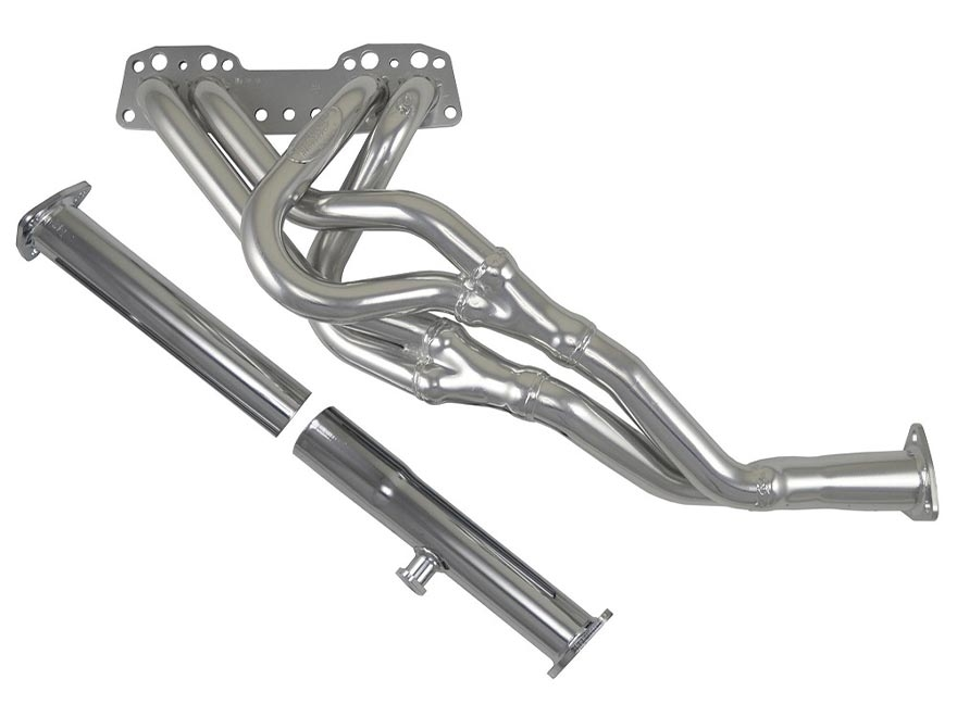 Doug Thorley Triy Header 19851995 Pickup 4runner 22rre 2wd 4wd O2: 1985 Toyota Pickup Exhaust System At Woreks.co