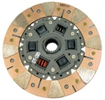 "Dual Comp Clutch Disc - 3VZ(9 1/4"")"