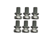 Pressure Plate Bolt Set of 6 OEM Toyota P/N: 90119-08079